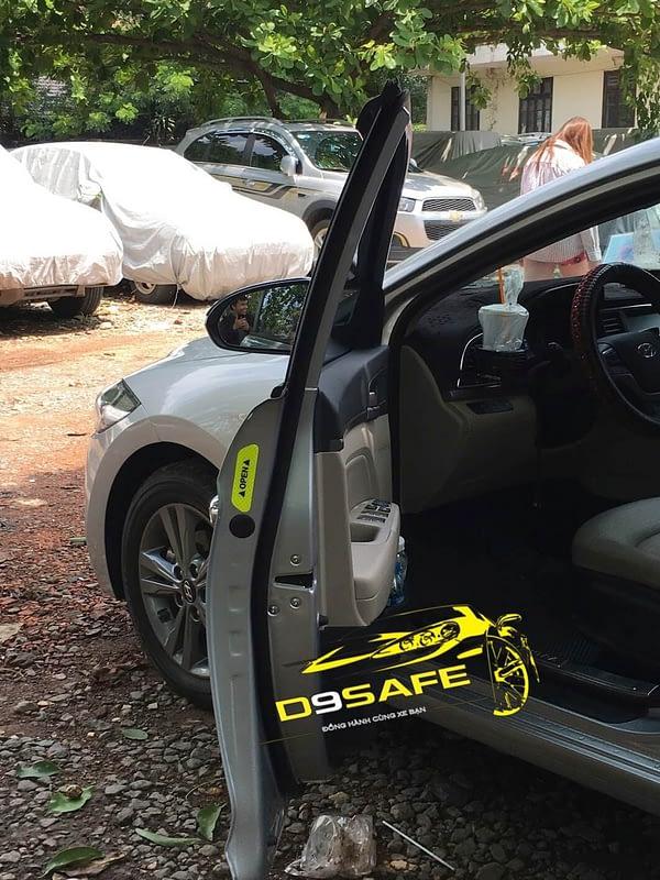 phản quang 3m dán cửa xe hơi
