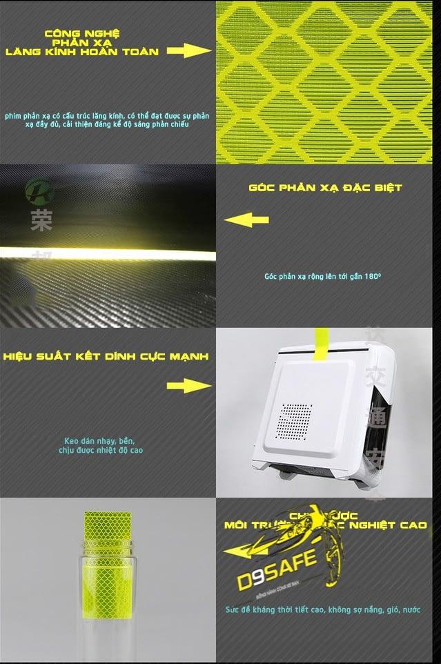 thử nghiệm phản quang 3m