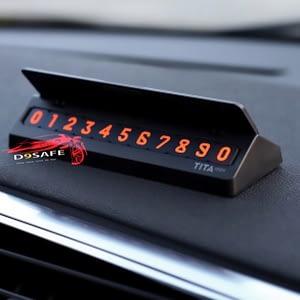 thẻ đậu xe hơi để taplo
