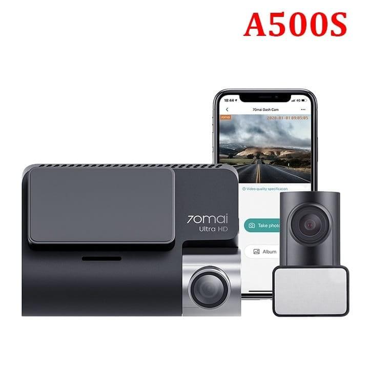camera hanh trinh a500s 2 kenh