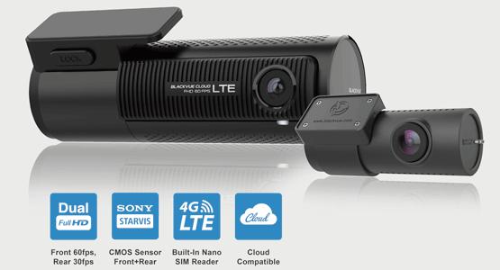 camera hanh trinh BlackVue DR750-2CH LTE