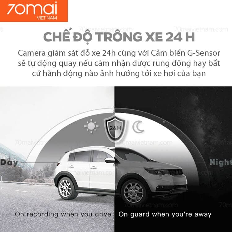 camera hanh trinh 70mai pro