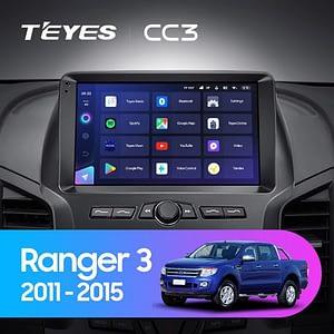 man hinh teyes cc3 ford ranger 2011-2015
