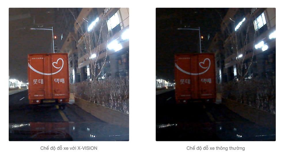 camera hanh trinh iroad x-vision