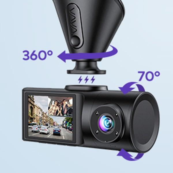 camera hanh trinh vava dual